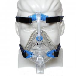 Mojo Full Face Mask with Headgear by Sleepnet