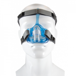Ascend CPAP Nasal Mask With Headgear by SleepNet