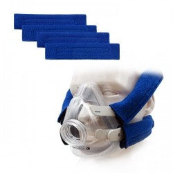 Universal CPAP Mask Strap Covers by CPAP Hero