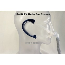 Ear Loop Covers for Swift FX Bella and O2 Cannula by Pad a Cheek