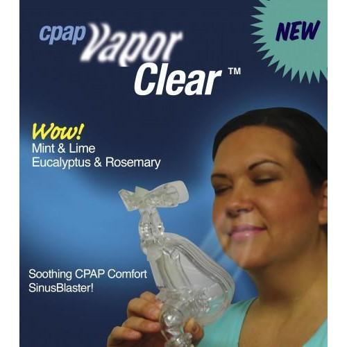 CPAP VaporClear Nasal Relief Sinus Blaster by PurSleep