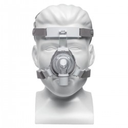 TrueBlue Gel Nasal Mask and Headgear by Philips Respironics - Limited Size on SALE!!