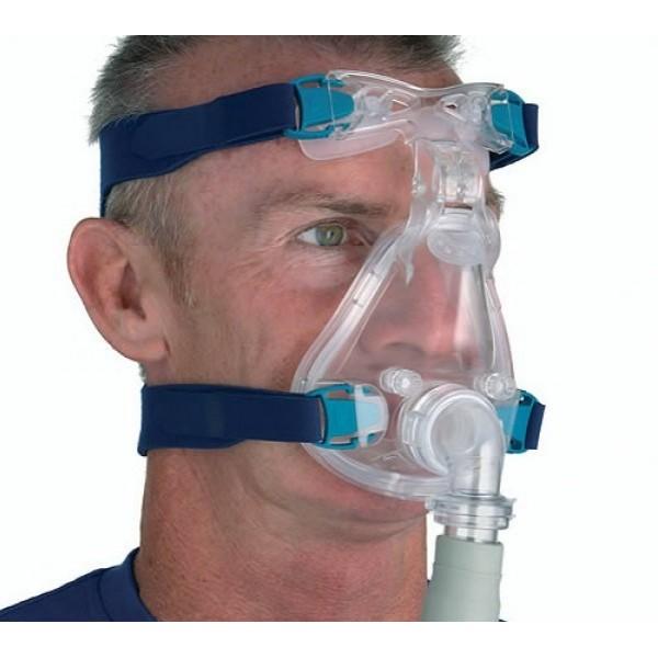 Resmed Ultra Mirage Full Face Mask Amp Headgear