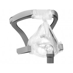 Wizard 320 Full Face CPAP Mask with Headgear by Apex Medical