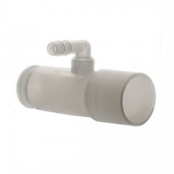 CPAP Oxygen Tubing Connector for CPAP and BiPAP Machines