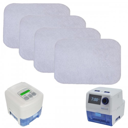 SleepCube Ultra Fine Disposable Filters For DeVilbiss CPAP