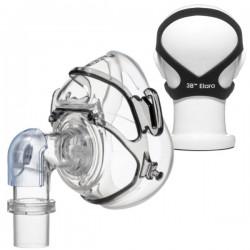 Elara Full Face CPAP Mask with Headgear by 3B™ Medical