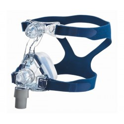 Mirage SoftGel Nasal Mask & Headgear by Resmed