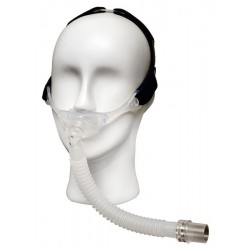 Stealth Nasal Pillow CPAP Mask with Headgear
