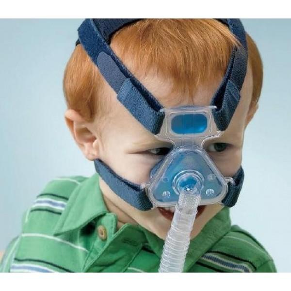 Profile Lite Small Child Nasal Mask Amp Blue Mesh Softcap