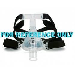 ZZZ Nasal CPAP Mask with Headgear